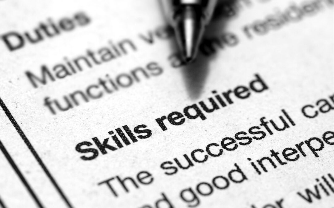 Writing an effective job description, do you have what it takes?